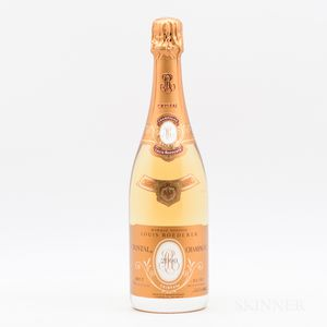 Louis Roederer Cristal Brut 2000, 1 bottle