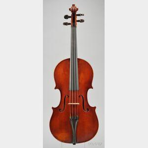 Modern Italian Violin, Bisiach Workshop, Milan, 1962