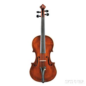 Italian Violin, Dante Baldoni, Buenos Aires, c. 1948