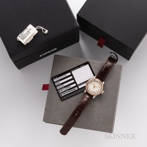Oris Big Crown Pointer Date Wristwatch with Box and Papers