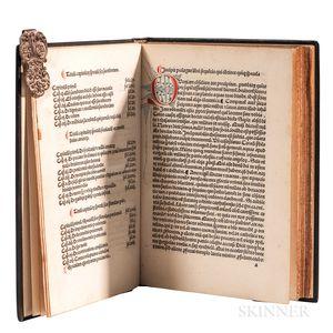 Dionysius Carthusiensis (1402-1471), ed. Petrus Danhauser (Late 15th Century) Specula Omnis Status Humanae Vitae.