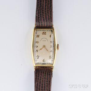 Gentleman's 18kt Gold Wristwatch, Vacheron & Constantin