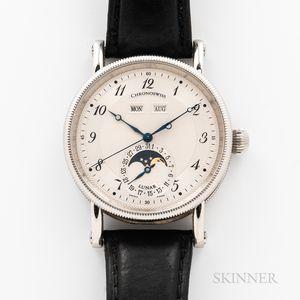 Chronoswiss Triple Calendar Reference CH 9323 Wristwatch