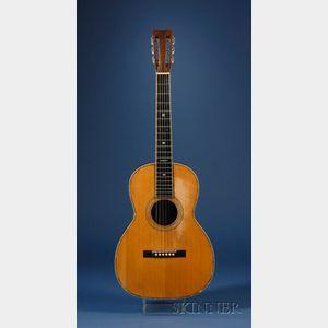 American Guitar, C.F. Martin & Company, Nazareth, 1922, Style 00-42