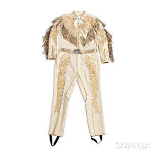 Cream Nudie Parade Outfit