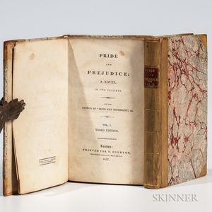 Austen, Jane (1775-1817) Pride and Prejudice.