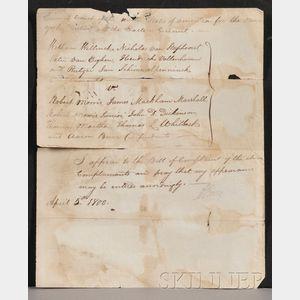 Burr, Aaron (1756-1836)
