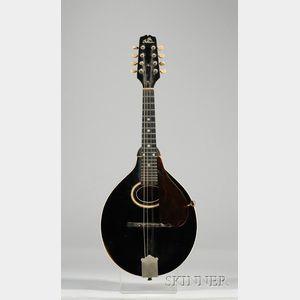 American Mandolin, Gibson Mandolin-Guitar Company, Kalamazoo, c. 1924, Model A