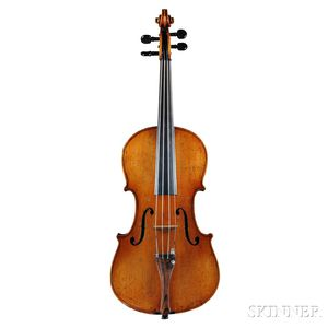 French Violin, c. 1936