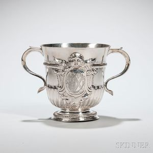 George I Britannia Standard Silver Two-handled Cup