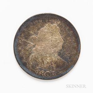 1802 Draped Bust Dime