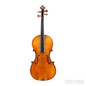 Violin, Attributed to Raffaele & Antonio Gagliano, Naples, 1840