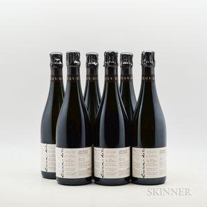 Jacques Selosse Ay La Cote Faron, 6 bottles (oc)
