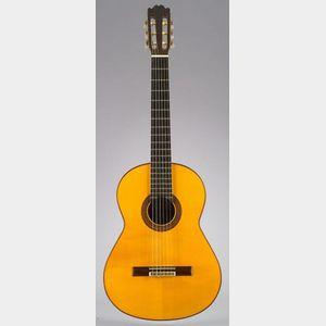 Spanish Classical Guitar, Carlos Blanco, Madrid, 1970