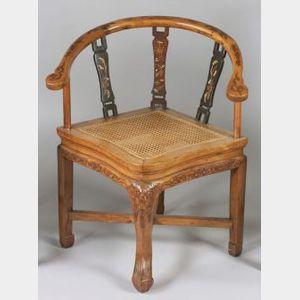 Export Corner Chair