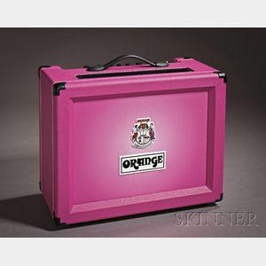English Amplifier, Orange Music Electronic Company, Ltd., Hertfordshire, 2010
