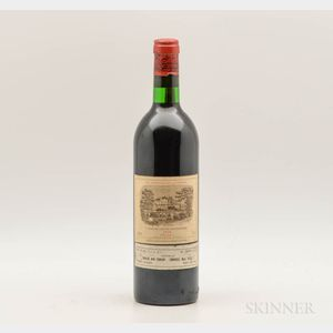 Chateau Lafite Rothschild 1979, 1 bottle