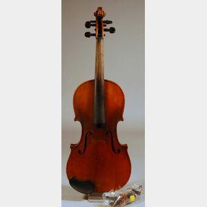 Violin, c. 1890
