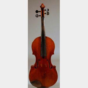Czech Violin, c. 1930
