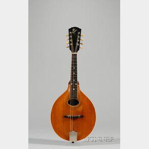 American Mandolin, Gibson Mandolin-Guitar Company, Kalamazoo, c. 1918, Model A-1