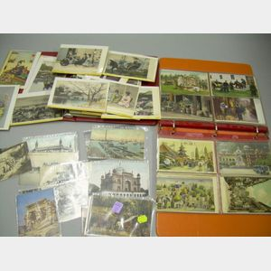 Collection of Asian Postcards