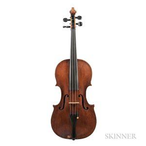 German Violin, Klingenthal