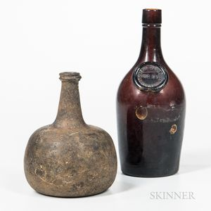 Two Early Bottles