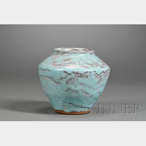 Jugtown Pottery Vase