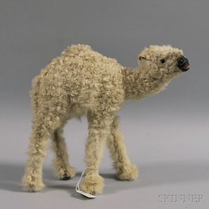 Hide-covered Camel Toy