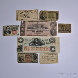 Group of Fractional and Obsolete Currency