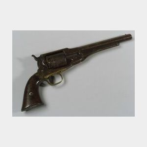 Two Civil War Period Percussion Revolvers