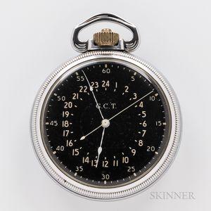 "Hamilton ""4992B"" Navigation Watch"