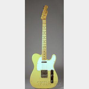 American Electric Guitar, Fender Electric Instruments, Fullerton, c. 1973, Model