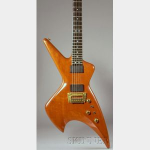 American Electric Guitar, Charles Fox, South Strafford, 1982, Model Dreamcaster
