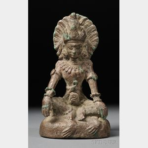 Bronze Figure of Padmapani