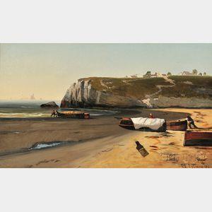 G.L. Selwin (Anglo/American, 19th Century)      Coastal Landscape