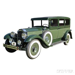1928 Packard Limousine Four-door Sedan
