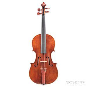 Italian Violin, Workshop of Vincenzo Postiglione, Naples, c. 1910