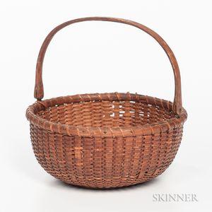 Swing-arm Nantucket Basket