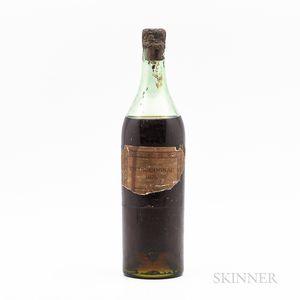 Vieux Cognac 1878, 1 3/4 quart bottle