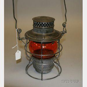 Adams & Westlake Tin Lantern