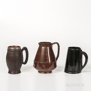 Three English Ceramic Items