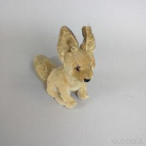 Small Stuffed Fox