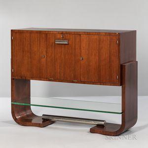 French Art Deco Server