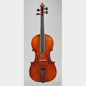 American Violin, Orin Weeman, Boston, c. 1880