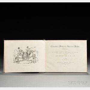 Andre, Richard [aka William Roger Snow] (1834-1907) Colonel Bogey's Sketchbook.