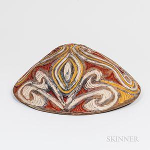 Contemporary New Guinea Pottery Bowl