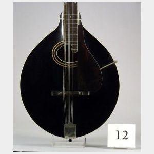 American Mandocello, Gibson Mandolin-Guitar Company, Kalamazoo, 1928, Model K1