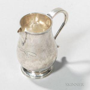 Silver Creamer