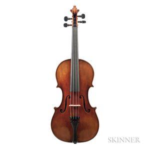 Violin, Jay Haide, 2013